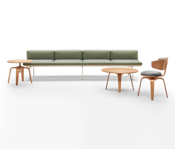 H-Sofa Composition by Marelli | Waiting area benches
