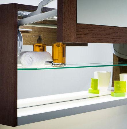 mirror medicine cabinet | M4 de Blu Bathworks | Armarios espejo