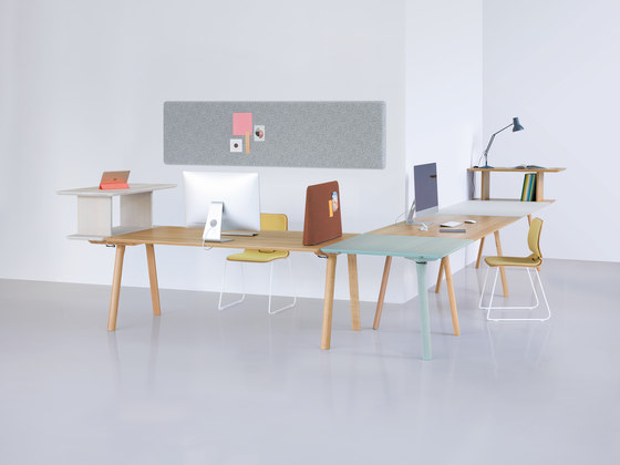 Rail by Zeitraum | Table dividers