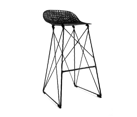 carbon bar stool by moooi | Bar stools