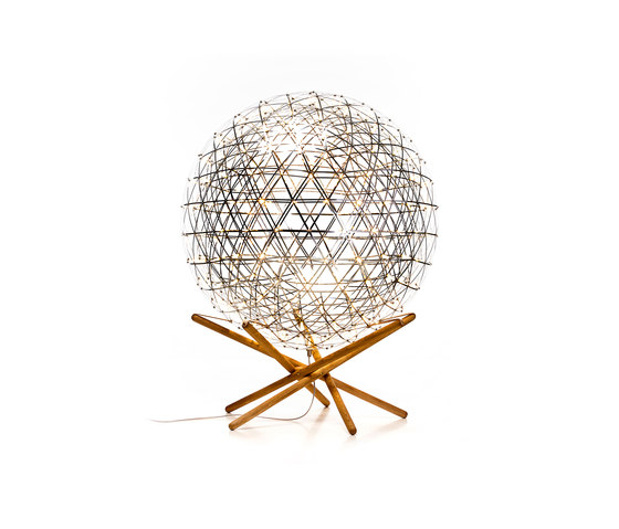 Raimond Tensegrity by moooi | Free-standing lights