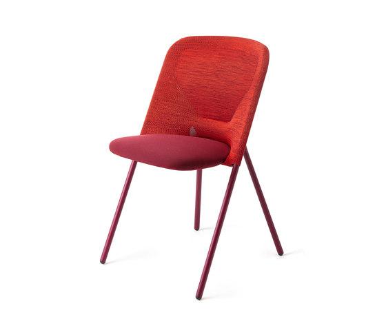 shift dining chair de moooi | Sillas para restaurantes