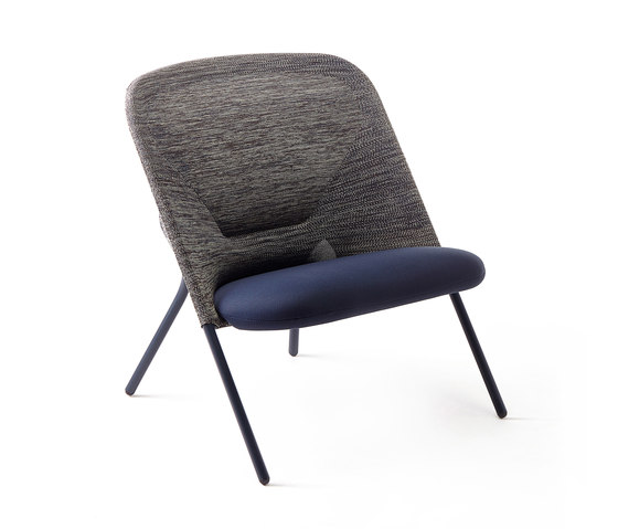 Shift Lounge Chair de moooi | Sillas