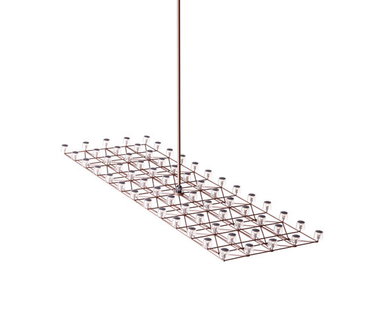 space-frame large by moooi | Ceiling suspended chandeliers