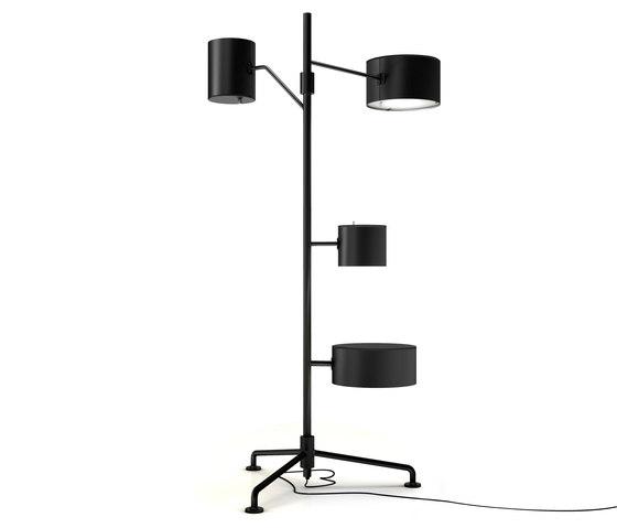 Statistocrat Floor Lamp by moooi | Free-standing lights
