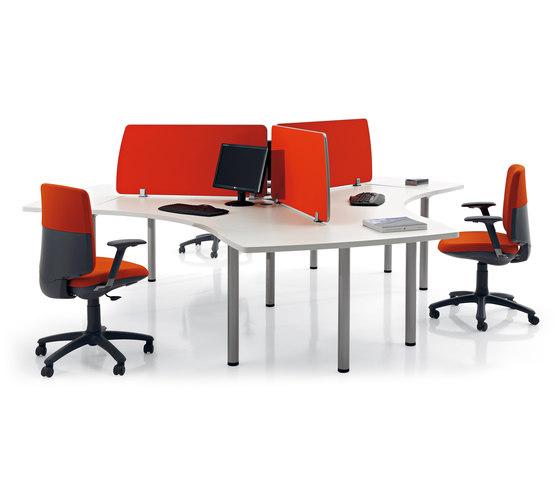 Cool C300-C500 de actiu | Systèmes de tables de bureau