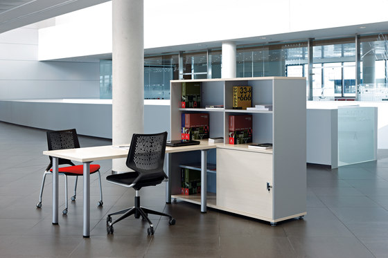 Cool C300-C500 by actiu | Contract tables