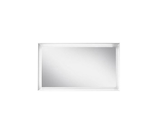 45º furniture | M1 series 1200 mirror with LED lighting by Blu Bathworks | Bath mirrors