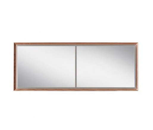 45º furniture | M1 series 1800 mirror with LED lighting by Blu Bathworks | Bath mirrors