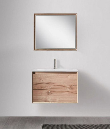 45º furniture | FULL • series 700 wall-mount vanity by Blu Bathworks | Vanity units