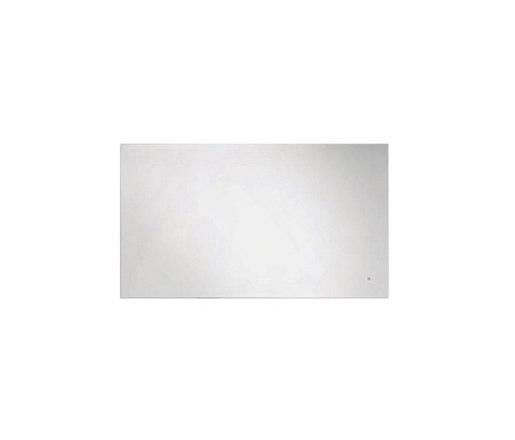 51 furniture | M2 series 1200 frameless mirror with LED lighting by Blu Bathworks | Bath mirrors