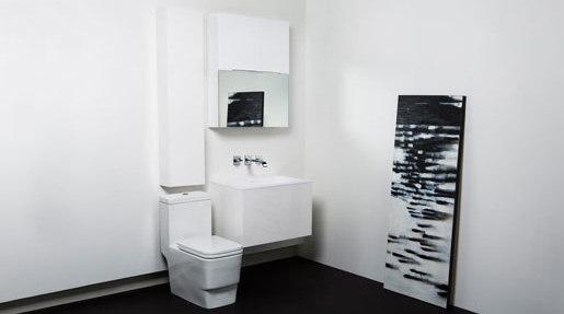 blu•stone™ vanity tops | series 600 by Blu Bathworks | Wash basins