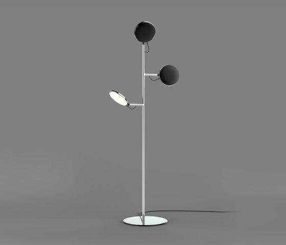 Avveni Floor3 de Sattler | Luminaires sur pied