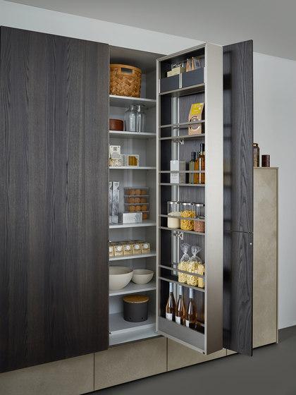 stone einbauk chen von leicht k chen ag architonic. Black Bedroom Furniture Sets. Home Design Ideas