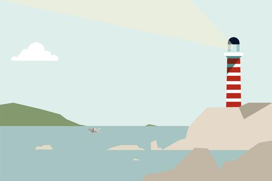 Lighthouse by GLAMORA | Bespoke wall coverings