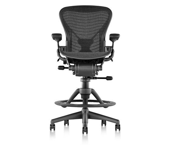 Aeron Stool de Herman Miller   Sièges assis-debout