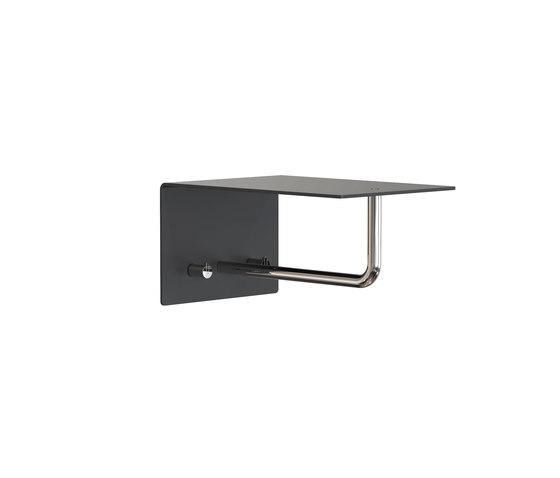 Unu Wardrobe Shelf by Frost | Built-in wardrobes