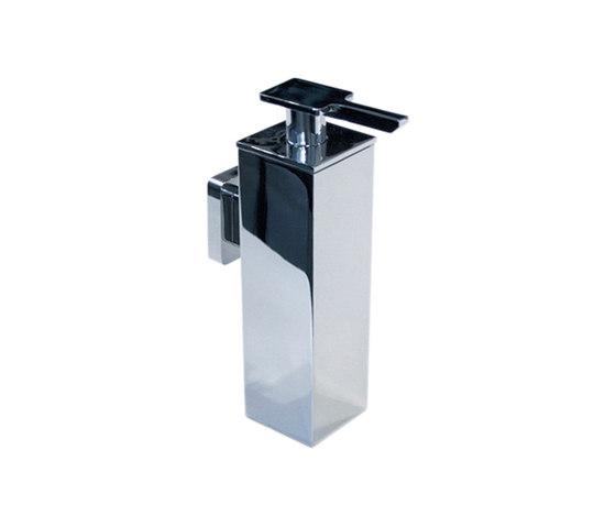 luxa   wall mounted soap dispenser by Blu Bathworks   Soap dispensers