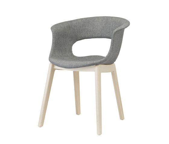 Natural Miss B Pop de Scab Design | Chaises