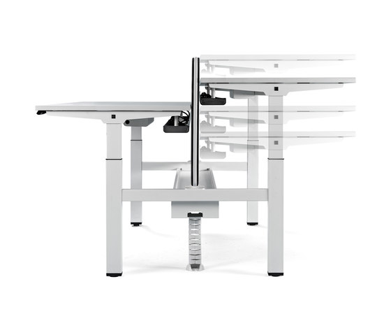 Mobility by actiu | Contract tables