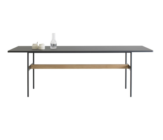 Hanna Dining Table by ASPLUND | Dining tables