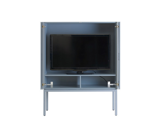 Frame TV Cabinet de ASPLUND | Commodes multimédia