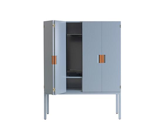 Frame TV Cabinet di ASPLUND | Credenze multimediali