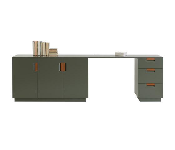 Frame Office Series von ASPLUND | Sideboards / Kommoden