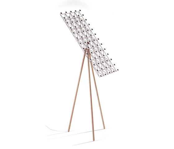 space-frame floor lamp von moooi | Allgemeinbeleuchtung