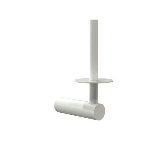Nova2   Toilet Roll Holder 2 by Frost   Paper roll holders