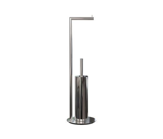 Nova2 Toilet Brush 8 by Frost | Toilet brush holders