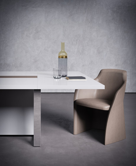 Board by Sinetica Industries | Contract tables