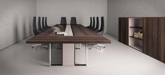Board de Sinetica Industries | Tables multimédia pour conferences
