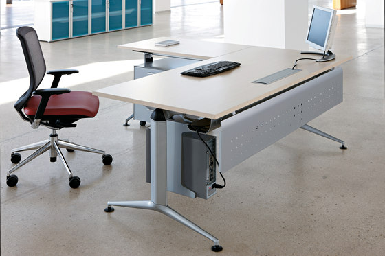 Trama 10 by actiu | Contract tables
