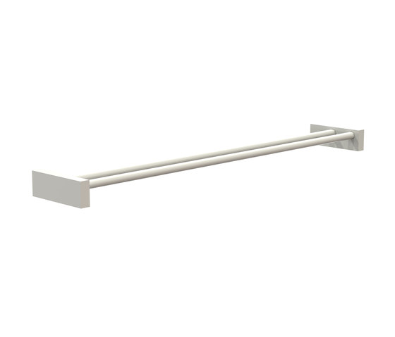 Quadra Towel Bar 6 by Frost | Towel rails
