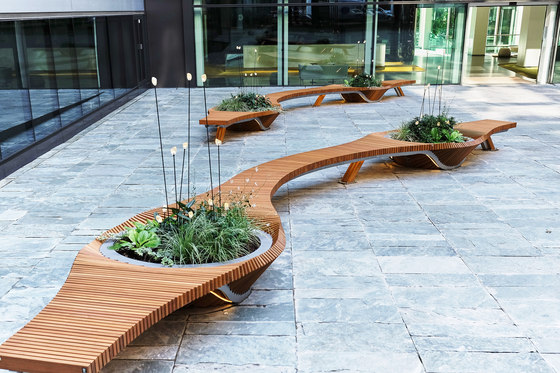 Twist Botanico de TF URBAN | Bancs