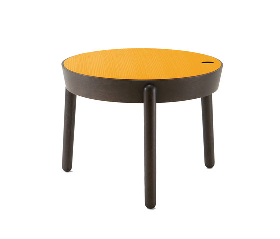 Cocoon 1661 TB B96F by Cizeta | L'Abbate | Side tables