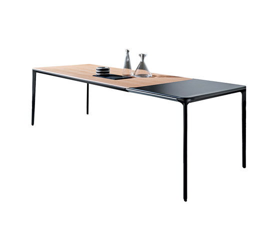 Slim Wood Extensible von Sovet | Kantinentische