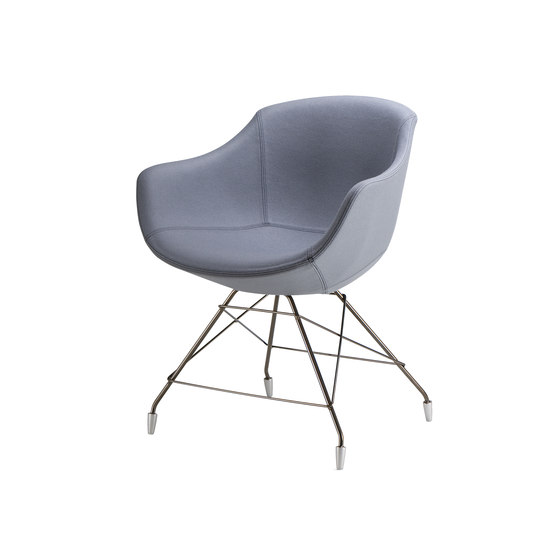 Colimbas 1610 PO b41f by Cizeta | L'Abbate | Visitors chairs / Side chairs