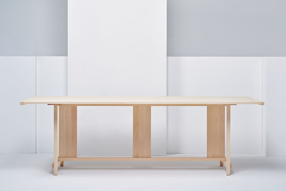 Clerici Table | MC10 by Mattiazzi | Dining tables