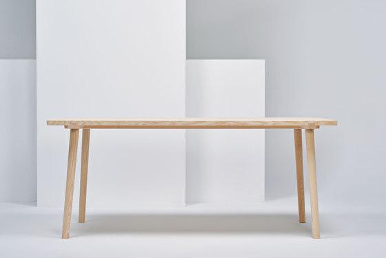 Facile Table | MC13 von Mattiazzi | Esstische