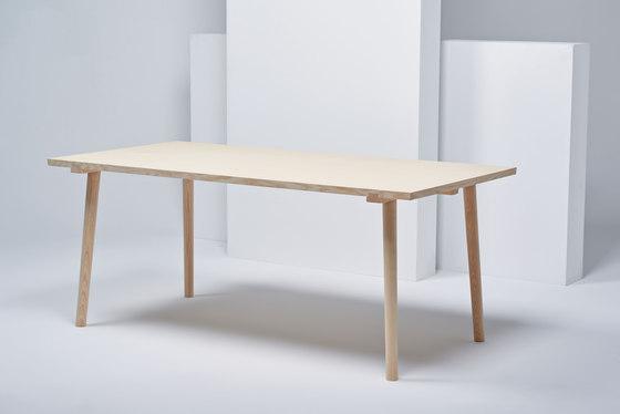 Facile Table | MC13 de Mattiazzi | Mesas comedor