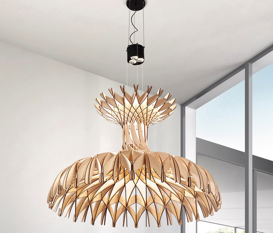 Dome 180 Suspended Lights From Bover Architonic