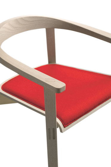 Plug 2001 PO by Cizeta | L'Abbate | Visitors chairs / Side chairs