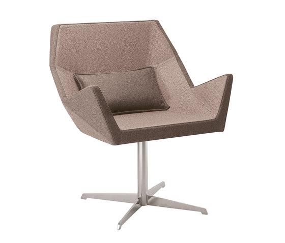 Prisma 1670 PO b13g by Cizeta | L'Abbate | Chairs