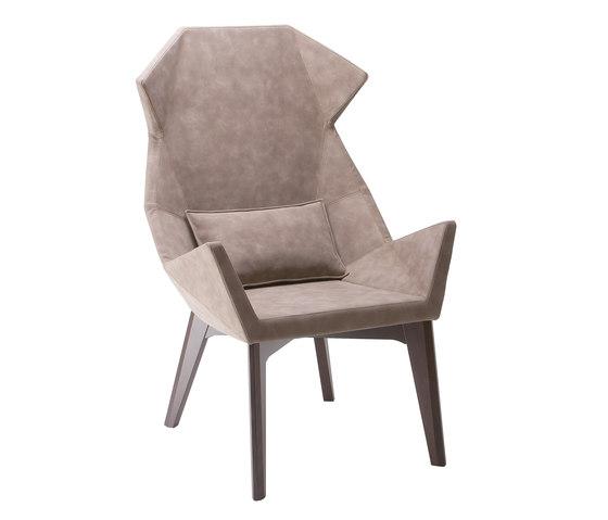 Prisma 1671 PO b98f by Cizeta | L'Abbate | Lounge chairs