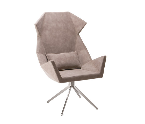 Prisma 1671 PO b14g by Cizeta | Lounge chairs