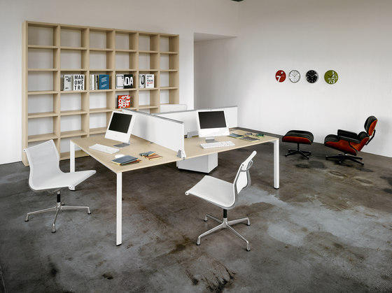 Diamond Operative by Sinetica Industries | Desking systems
