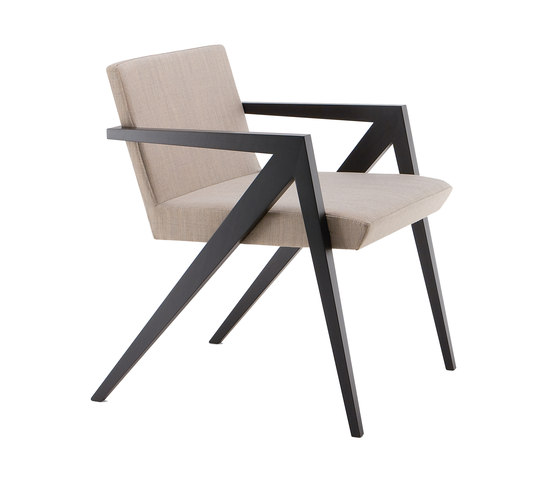 Sagitta by Cizeta | L'Abbate | Visitors chairs / Side chairs
