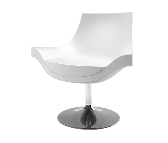 Sumi 1550 PO b02g by Cizeta | Visitors chairs / Side chairs